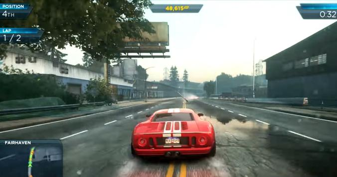 NFS Need For Speed Underground Most Wanted Tips poster