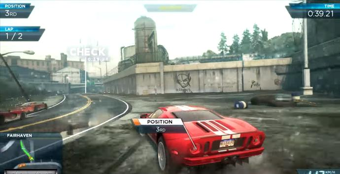 NFS Need For Speed Underground Most Wanted Tips apk screenshot