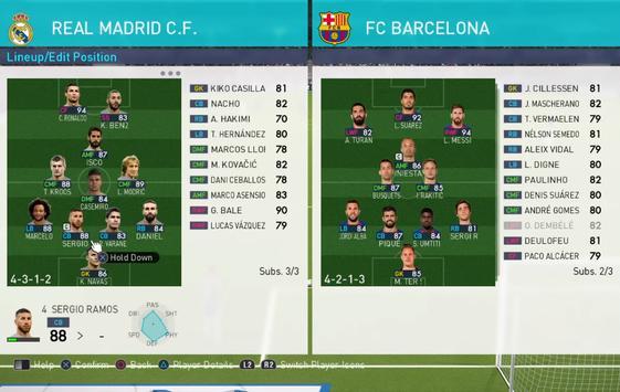 PES Pro Evolution Soccer 2018 Tips screenshot 3