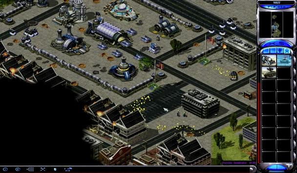 Red Alert 2 Classic Command Conquer  Tips poster