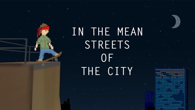 Street Skater - City poster
