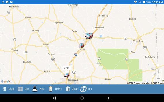 StreetTrek 4A apk screenshot