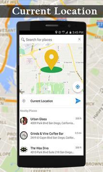 Live earth map streetview world GPS & compass 2018 screenshot 17