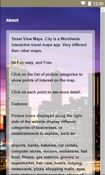 Streets Views Maps .City screenshot 2