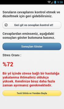 Stres Testi apk screenshot