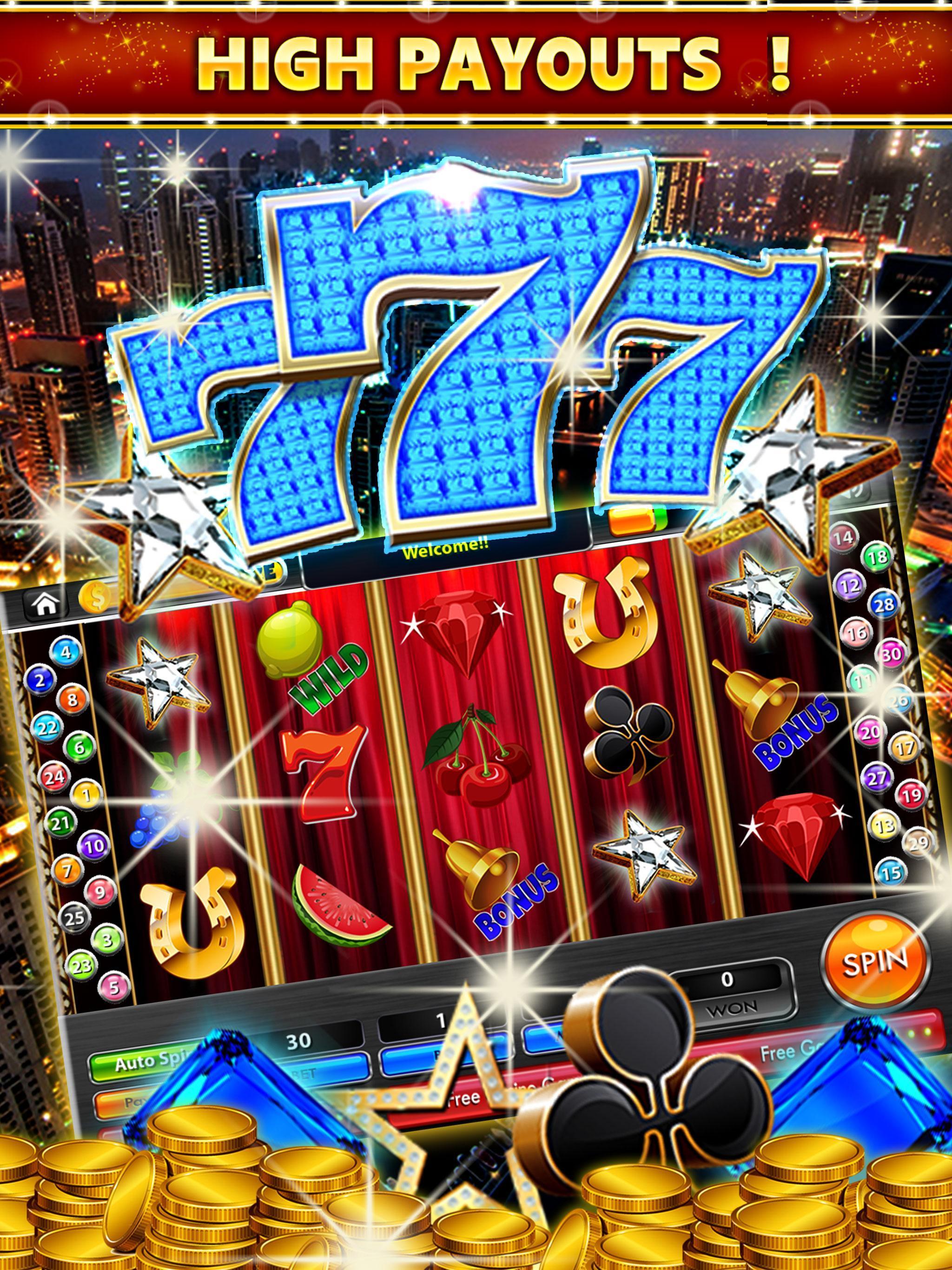 Double Diamond Slot Machine App