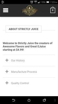 Strictly Juice apk screenshot
