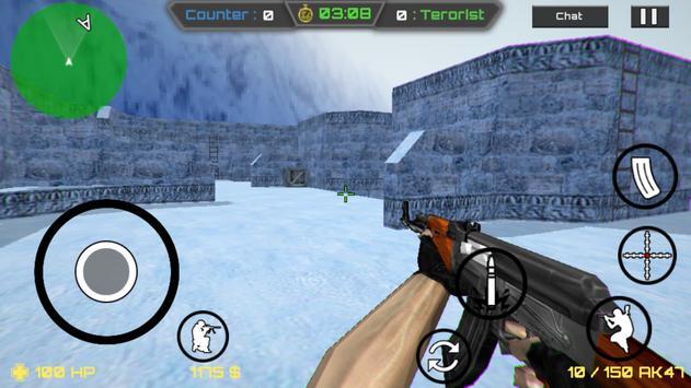 Counter Terrorist: Strike War screenshot 5