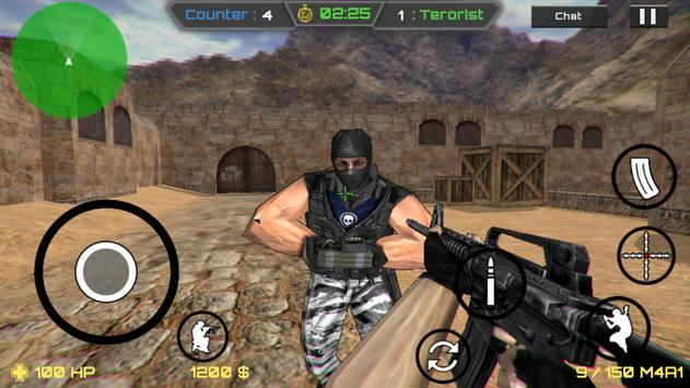 Counter Terrorist: Strike War screenshot 8