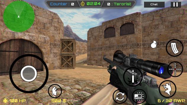 Counter Terrorist: Strike War screenshot 3