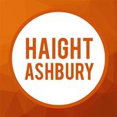 Haight Ashbury icon