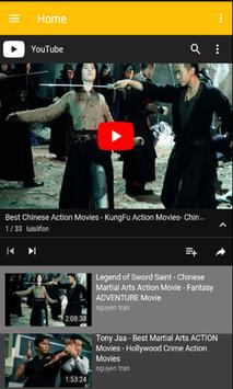 Best Chinese Action Movies screenshot 1