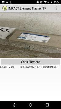 IMPACT Element Tracker 15 screenshot 2