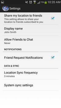 Budfind - Buddy Locator apk screenshot