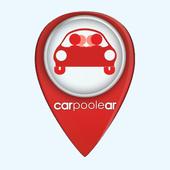 Carpoolear+ icon