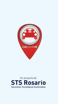 Carpoolear+ poster