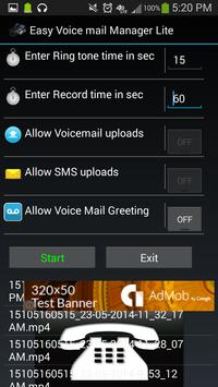Easy voicemail apk download free tools app for android apkpure easy voicemail poster easy voicemail apk screenshot m4hsunfo