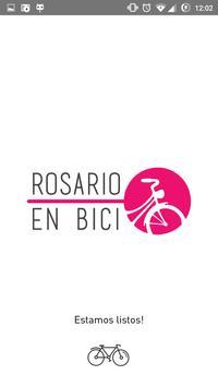 Rosario en Bici poster