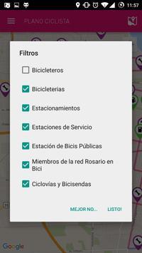 Rosario en Bici screenshot 2