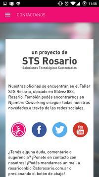 Rosario en Bici screenshot 6