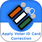 Apply Voter Id Card Correction Online icon