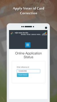 Apply Voter Id Card Correction Online screenshot 3