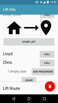 Swift Lifts screenshot 2
