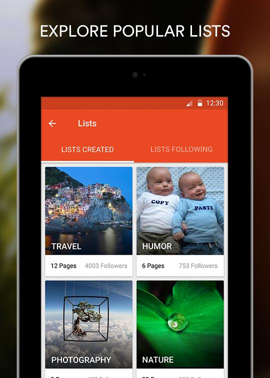 StumbleUpon for Android - APK Download