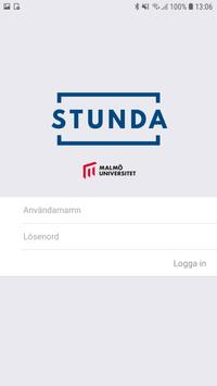 STUNDA poster