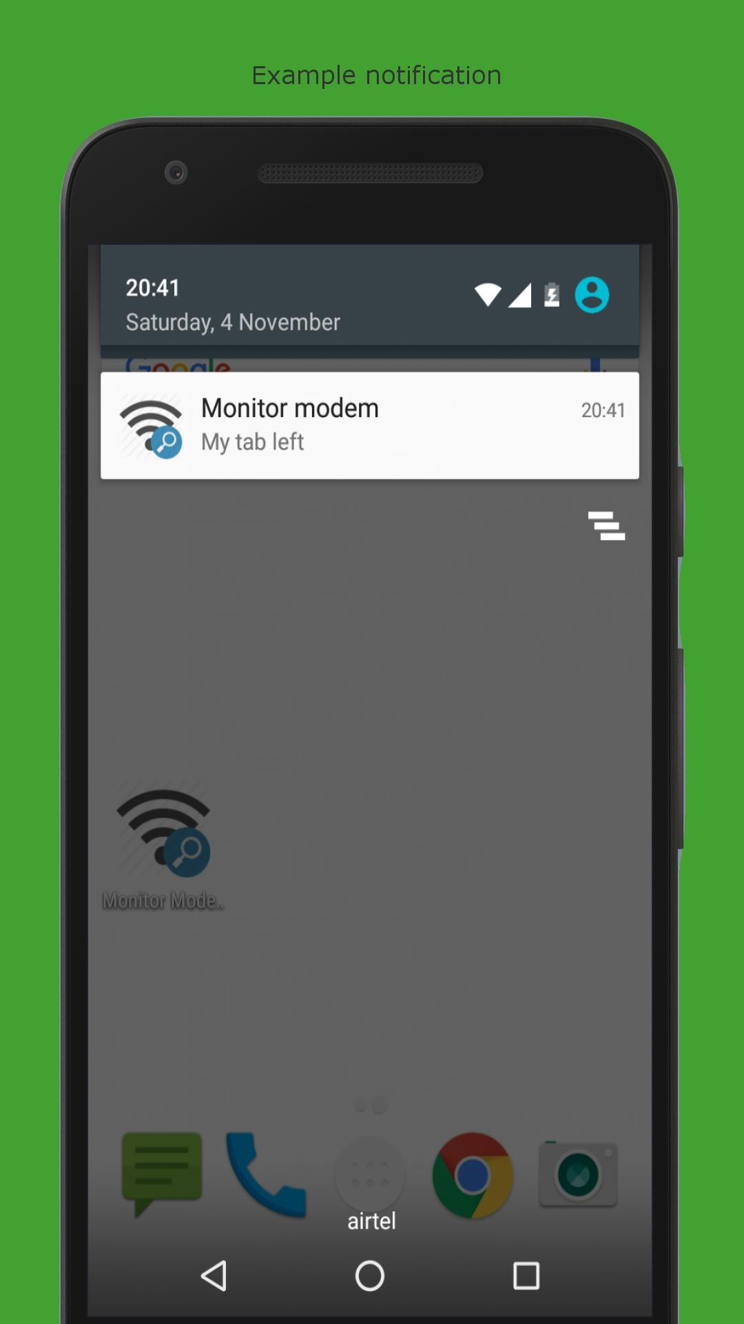 Monitor Modem for Android - APK Download