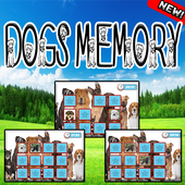 Dogs Memory Game 2018 icon