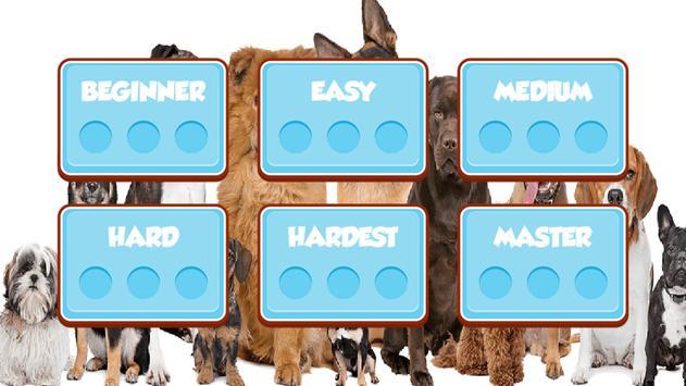 Dogs Memory Game 2018 screenshot 1