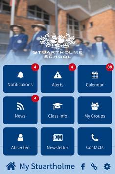 Stuartholme School poster