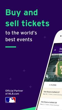 StubHub - Tickets to Sports, Concerts & Events poster