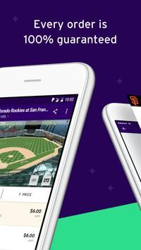 StubHub - Tickets to Sports, Concerts & Events apk screenshot