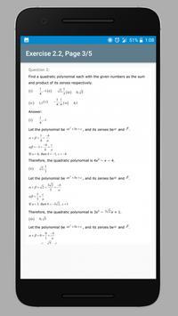 Class 10 Maths NCERT Solutions screenshot 2