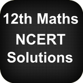 Class 12 Maths NCERT Solutions icon