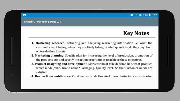 Class 11-12 Business Studies Notes Solutions screenshot 4