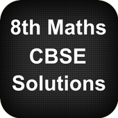 Class 8 Maths CBSE Solutions icon