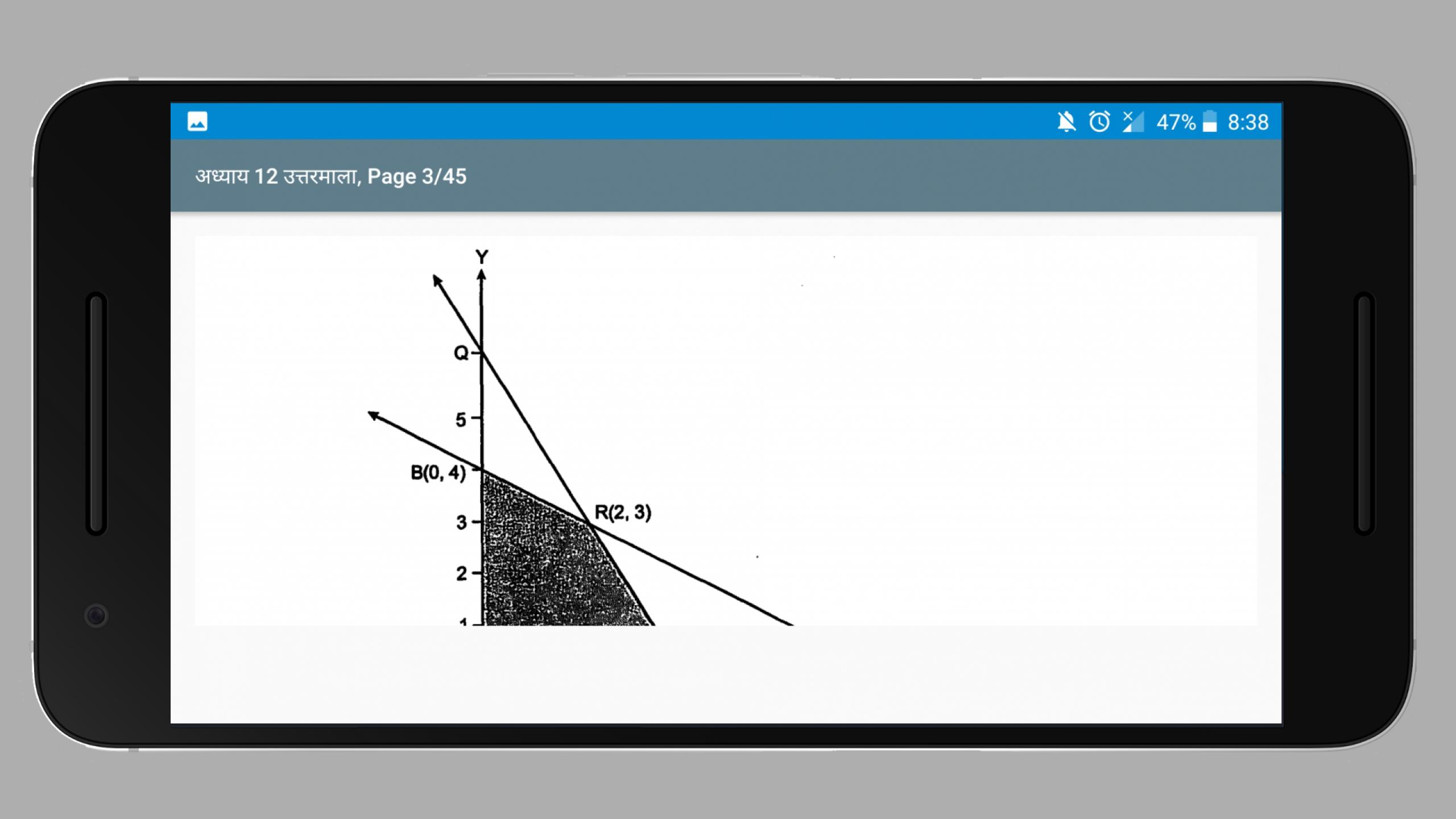 Class 12 Maths NCERT Solutions (Part 2) (Hindi) for Android