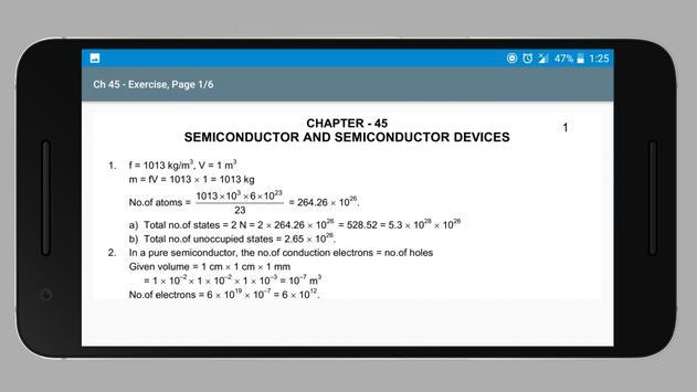 HC Verma Physics Solutions - Part 2 screenshot 4