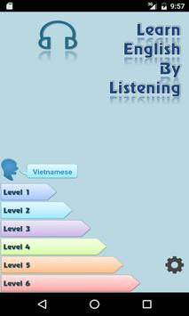 Learn English By Listening poster