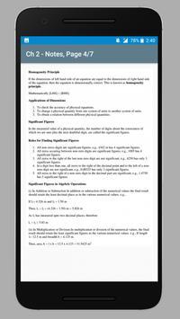 Class 11 Physics Notes screenshot 2