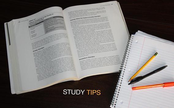 Study Tips screenshot 1