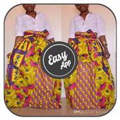 African Skirt icon