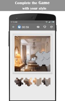 Romantic Bedroom Idea apk screenshot