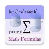 1300 Math Formulas icon