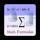1300 Math Formulas icon