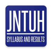 Updates,Syllabus & Results for JNTUH icon
