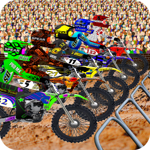 Download PRO MX MOTOCROSS 2 For Android 2021